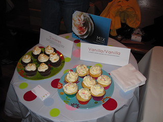 Cupcakes from Mix