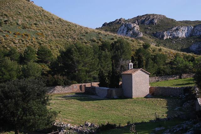 Ermita de Betlem in Arta, Spain