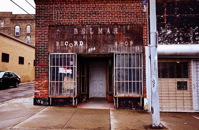 Belmar Record Shop