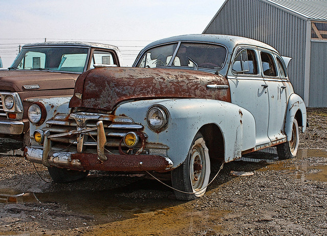 1948 chevrolet fleetline 4 door sedan 2 of 9 flickr