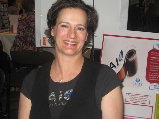 Header of Alison Thomas