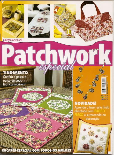 Revistas en patchwork gratis - Imagui