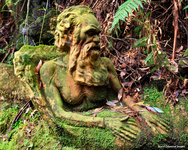 William Ricketts Sanctuary - Olinda, Dandenong Ranges, Victoria.