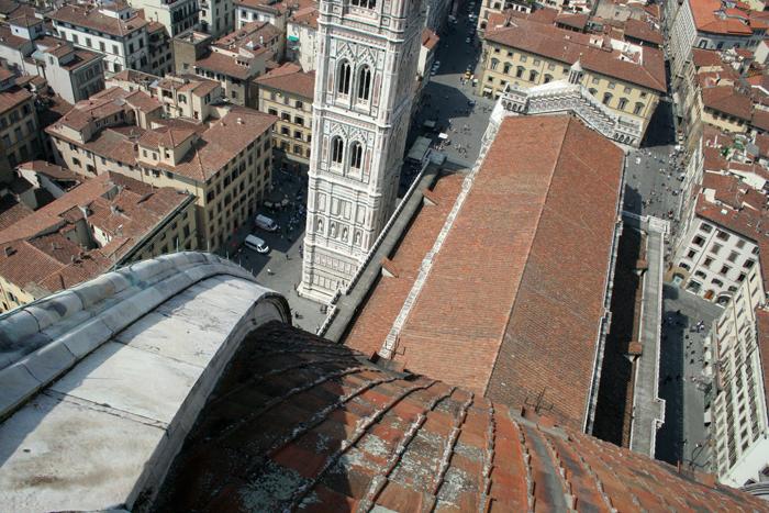 El Duomo desde lo alto