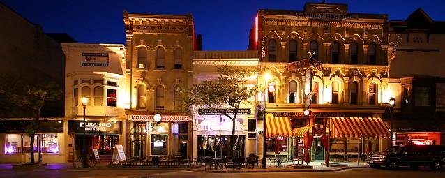 North Old World Third Street