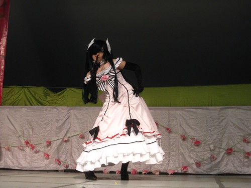 Cosplay Fashion Show