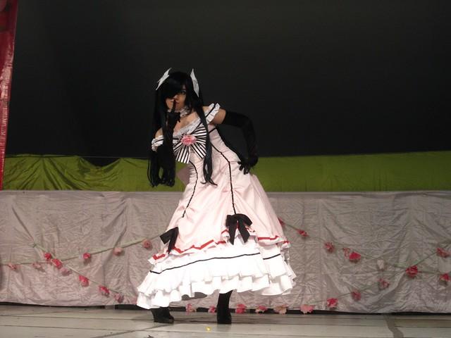 BBG's Cosplay Fashion Show at Sakura Matsuri 2010.