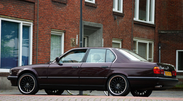 My E32 Bmw 7 Series Flickr Photo Sharing