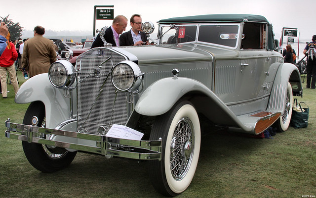 1930 Isotta Fraschini Tipo 8A SS Cabriolet by Castagna - fvl