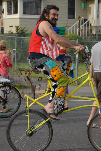 Dutch Bikes For Tall Men Bikes seen at Alberta Art Hop