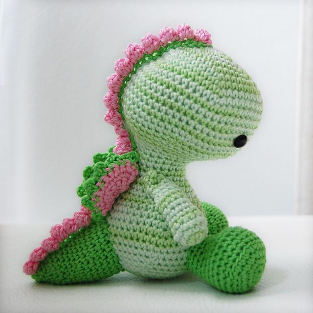 Amigurumi Miss Dragon Flickr - Photo Sharing!