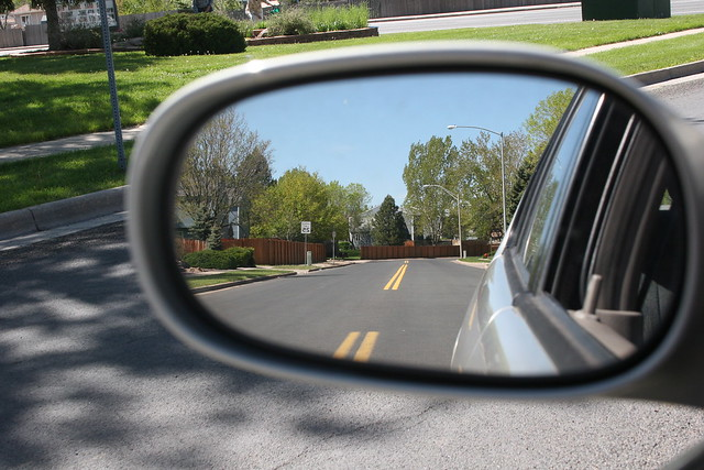 126, Side View Mirror
