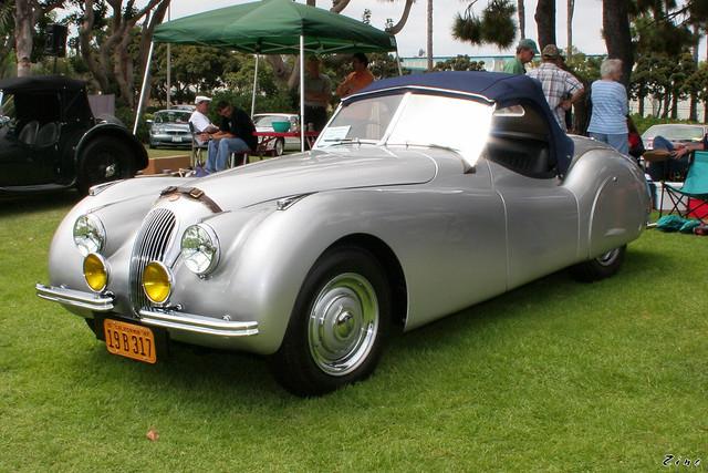 1949 Jaguar XK120 Roadster - silver - fvl   Flickr - Photo Sharing!