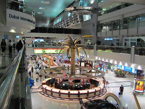 杜拜國際機場 (DX...