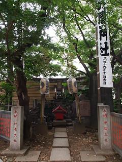 Kuva 芸能浅間神社. shrine 神社 matsuri 新宿 祭り 花園神社