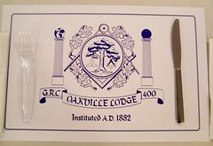 Oakville Lodge No 400 at Oakville Masonic Temple, Ontario