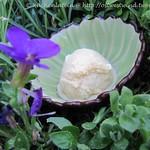 Eiscreme Rezepte ©Mandel-Sahneeis