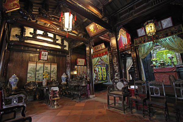Tan Ky house in Hoi An | Ancient house famous for its ...