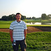 Me at Hazeltine for the PGA tourney by rburtzel