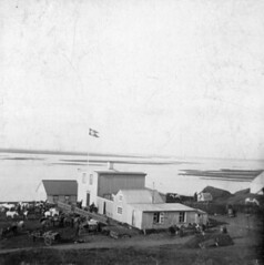 Konungsheimsókn / King´s visit, 1907