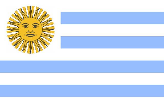 Banca Oriental Group Puerto Rico:Bandera Uruguayrivera