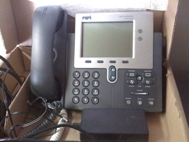 Ip Phone: Cisco Ip Phone 7941