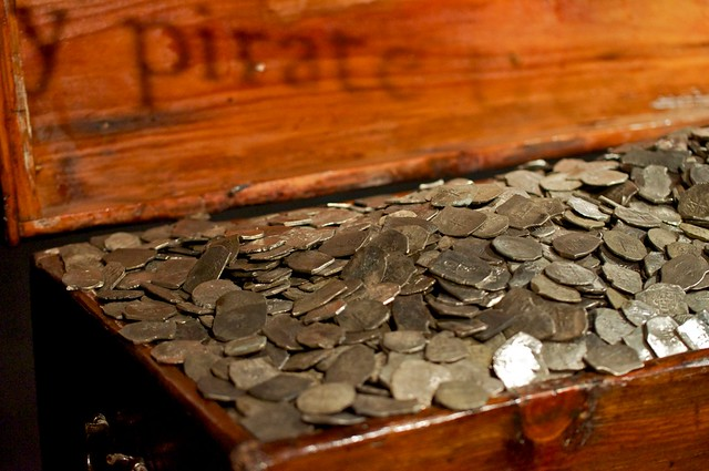 Pirate treasure chest | Flickr - Photo Sharing!