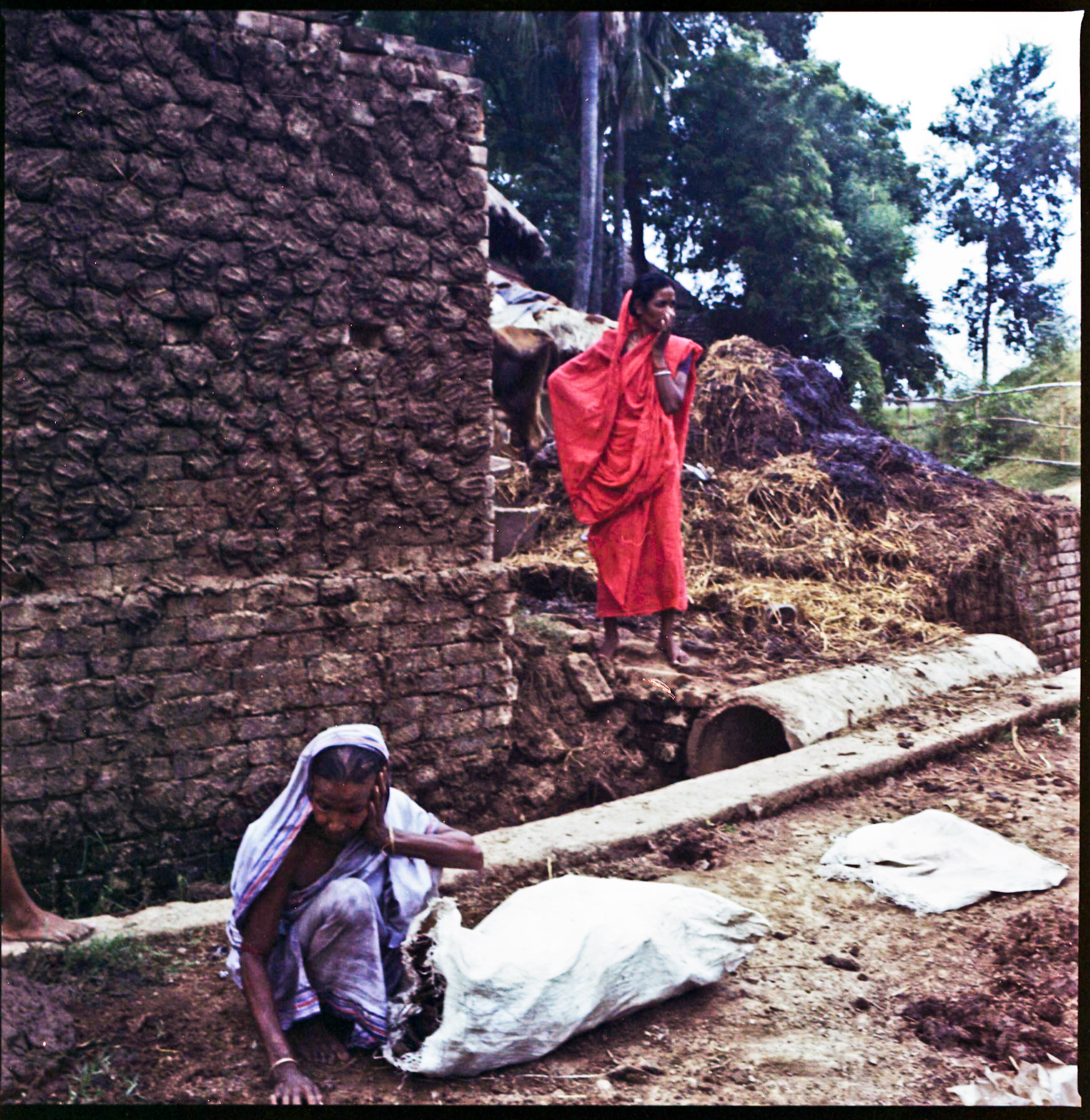 Village Scene, Murshidabad
