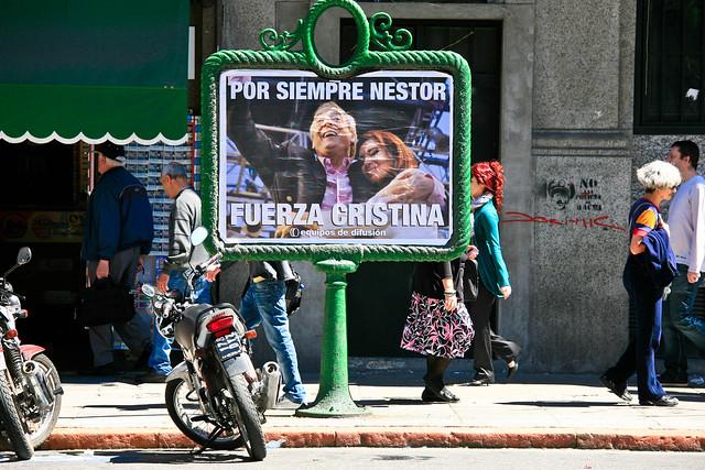 Por Siempre Nestor -  Fuerza Cristina