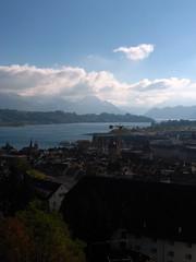 Across Lucerne
