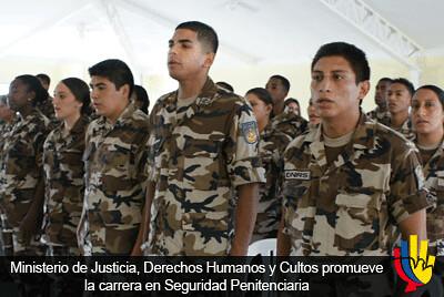 Ministerio de justicia derechos humanos y cultos promueve for Ministerio popular de interior y justicia