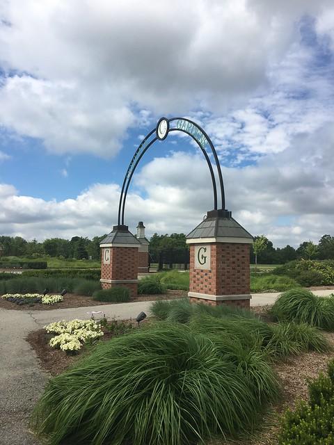 Coxhall Gardens, Indiana