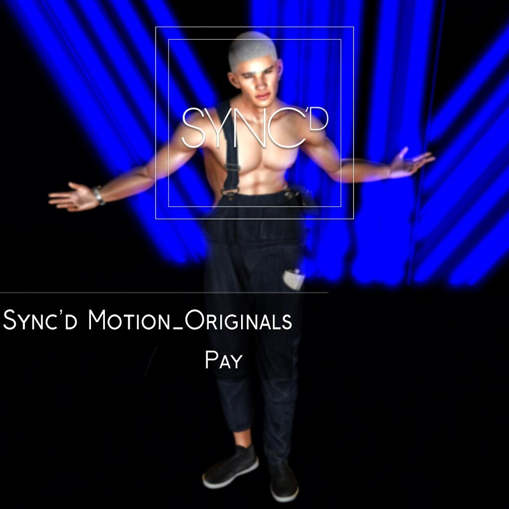 Sync'd Motion__Originals - Pay  Pack @ MoM