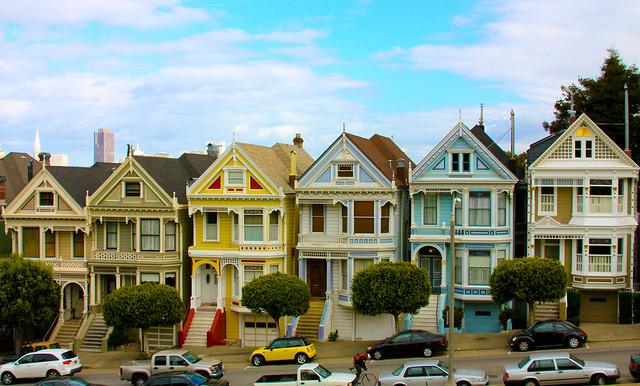 a vida em San Francisco