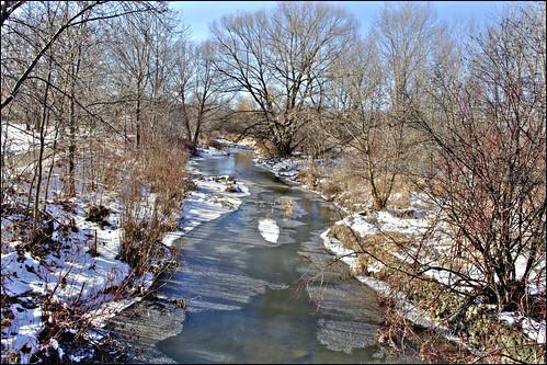 creek etobicoke hdr