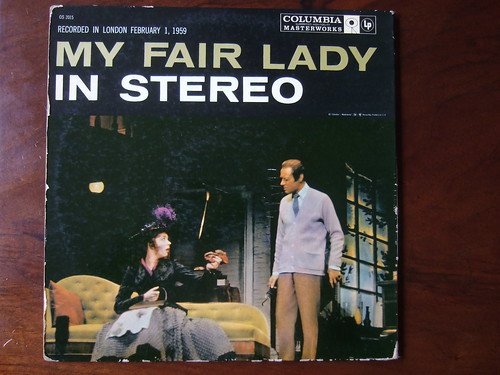 Backside My Fair Lady - In Stereo 1959
