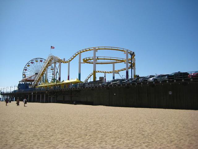 beach roller coaster - photo #6