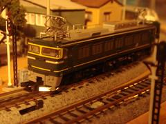 Tomix EF81 Twilight Express