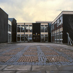 Main Entrance - Edlington Comprehensive School