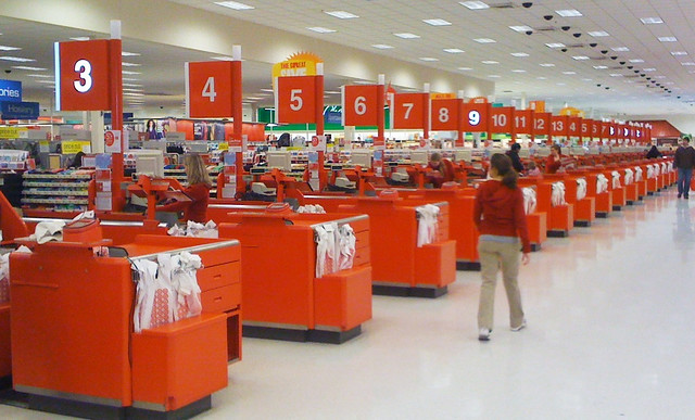 Infinite Target Registers