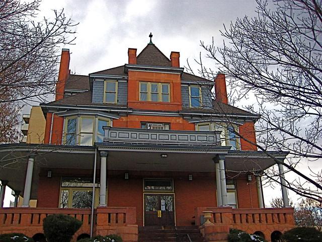 Owen E Lefevre House 1311 York Street Flickr Photo
