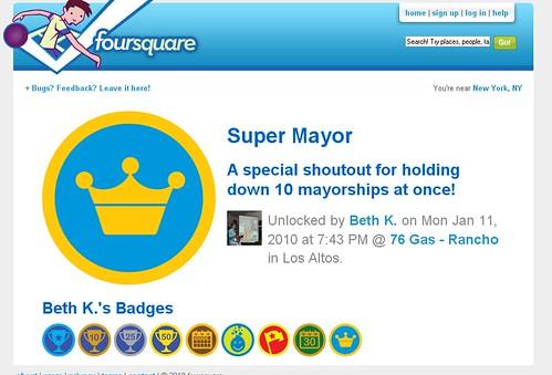 Foursquare? Try Moresquare!