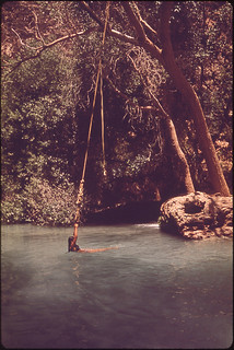 The Havasu Creek Is Owned By the National Park Service - Though It Is on the Havasupai Indian Reservation