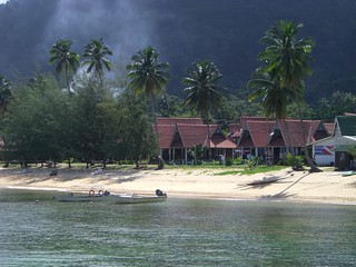 Paya Beach Resort, Tioman, Malaysia