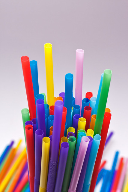 plastic straws chemical composition