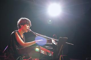 20091212Tizzy Bac「冬季練歌」巡迴演唱