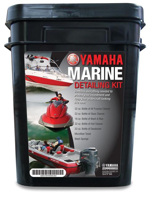 Yamaha marine detailing kit flickr photo sharing for Yamaha marine dealer system