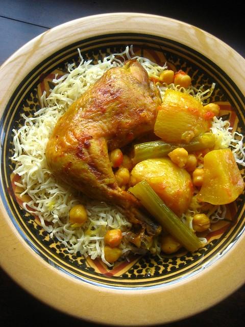 Algerian food the food i love a gallery on flickr for Algerian cuisine