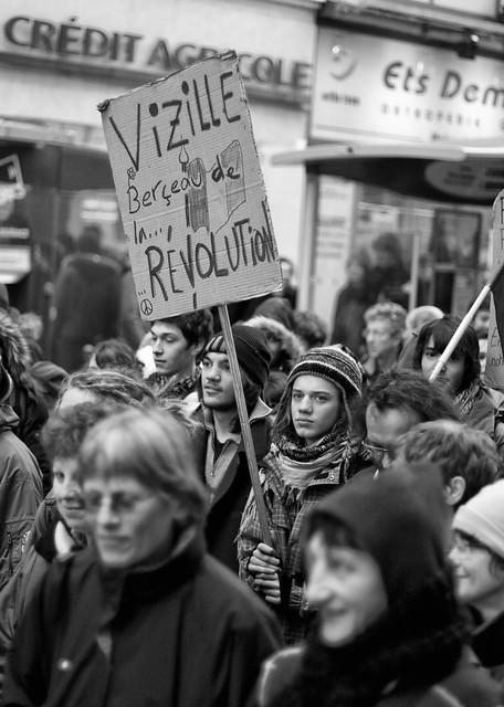 revolutionary students