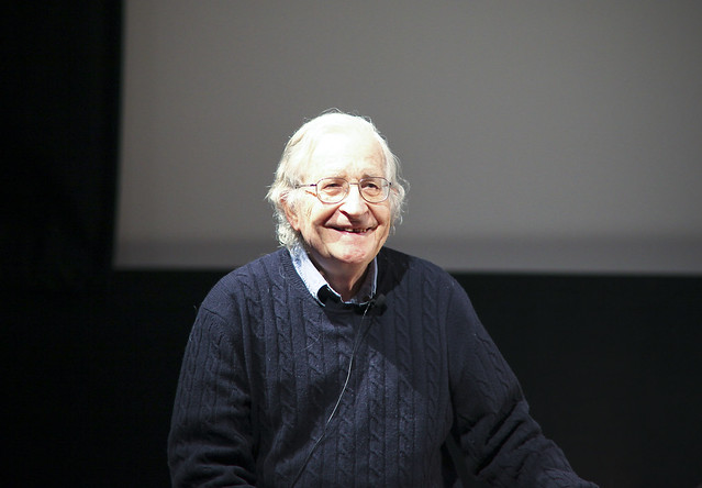 what is language according to chomsky pdf